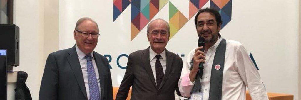 Alcalde Málaga, Rodolfo y Felipe