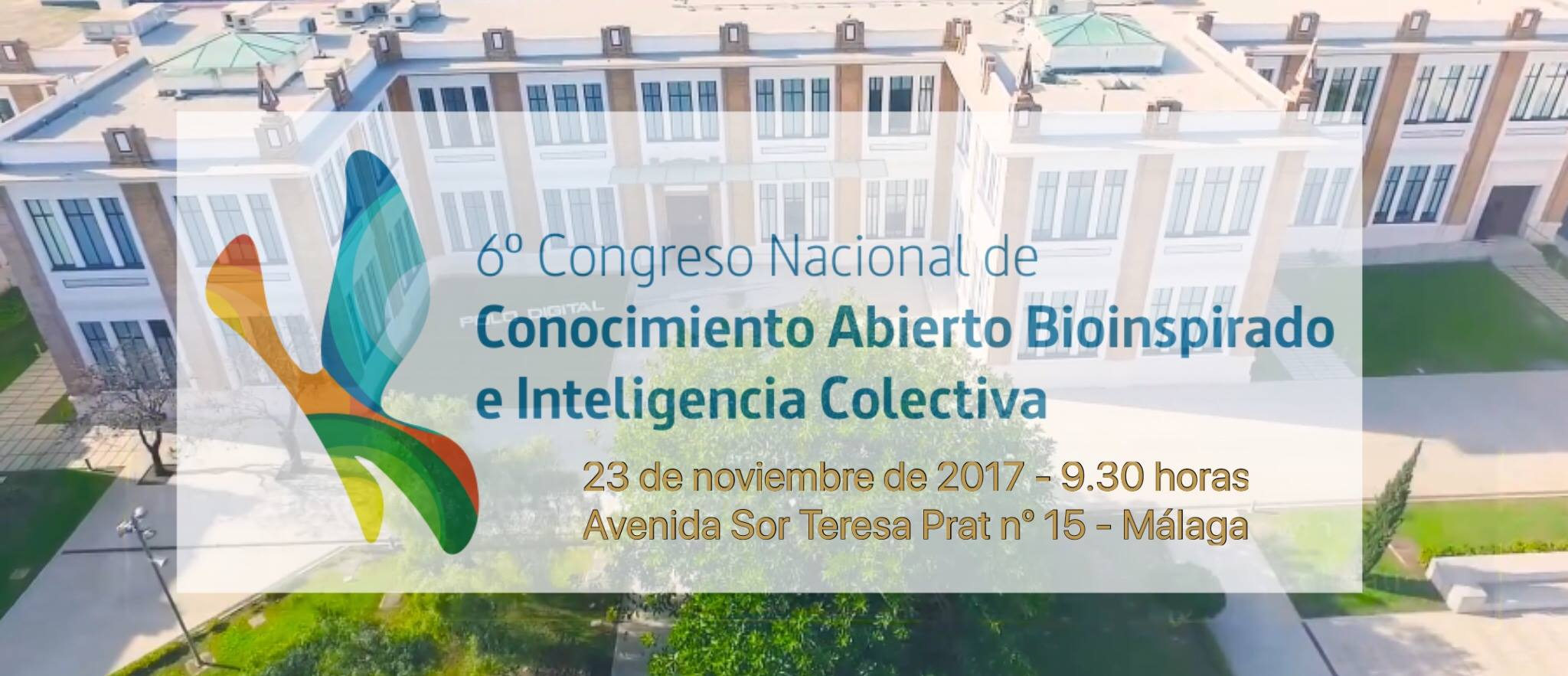 Congreso Nacional Málaga Inteligencia Colectiva